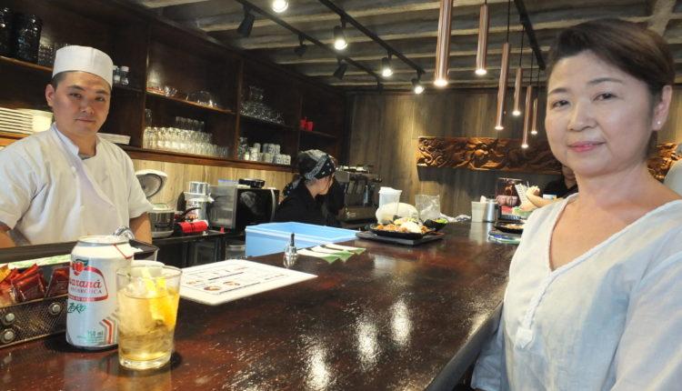 A sócia Hiroka Matsui Sato (Fotos: Aldo Shiguti e Jiro Mochizuki)