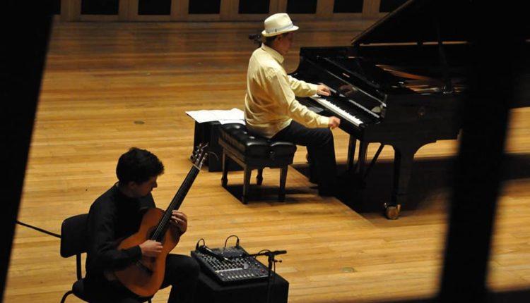 Participação especial de Daniel Murray, no violão (Jiro Mochizuki)