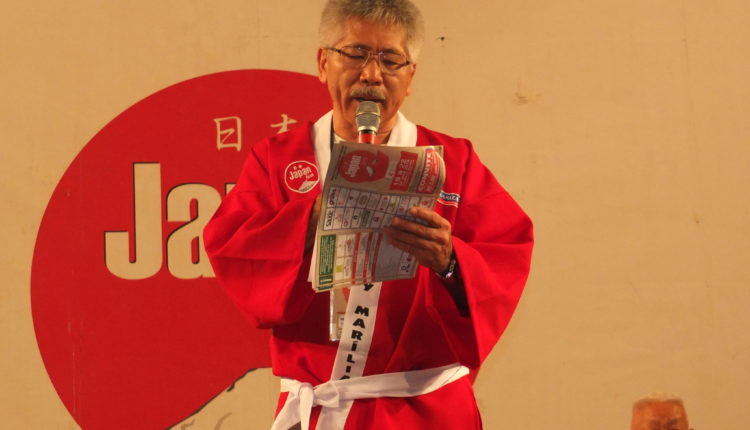 Keniti Mizuno, presidente do Nikkey de Marília (Aldo Shiguti)