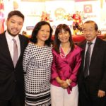Familiares do médico Roberto Mizobuchi (Divulgação)