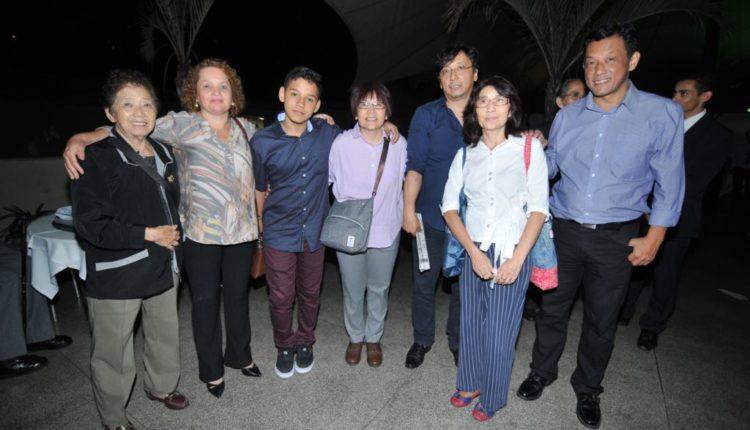 Convidados (Fotos: Jiro Mochizuki e Aldo Shiguti)