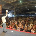 Joe Hirata foi uma das atrações do Japan Fest (Divulgação)