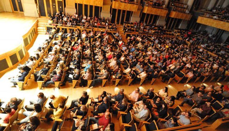Sala São Paulo recebeu mais de 1300 convidados (Jiro Mochizuki)