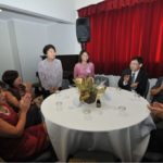 Bolsistas e esposas de bolsistas (Jiro Mochizuki)