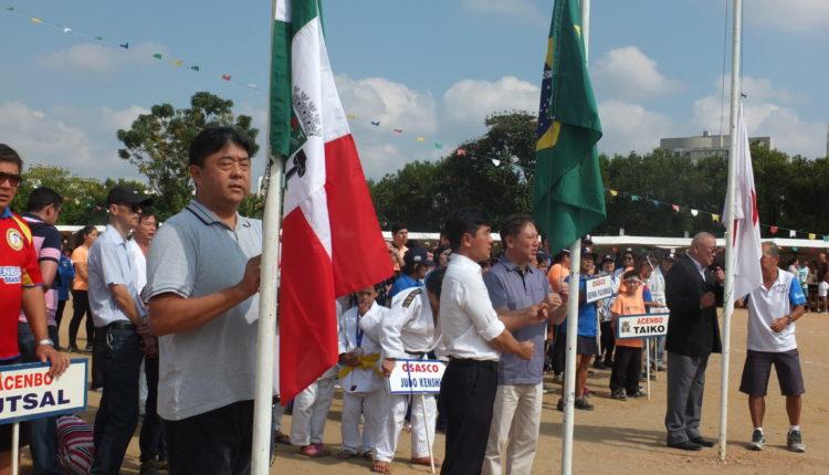 Cerimônia oficial de abertura (Aldo Shiguti)