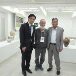 Shodi Nomura, Kenjiro Ikoma e Yasuo Yamada (Jiro Mochizuki)