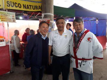 Walter Ihoshi, Mauro Ikeda e Satoru Matsufuji (Cíntia Yamashiro)