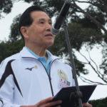 Chefe da delegação japonesa, Shinichi Nagano (Aldo Shiguti)