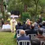 Cerimônia no Parque do Ibirapuera (Divulgação)