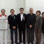 Vereador Aurélio Nomura homenageou o presidente Jorge Kinoshita (Aldo Shiguti)