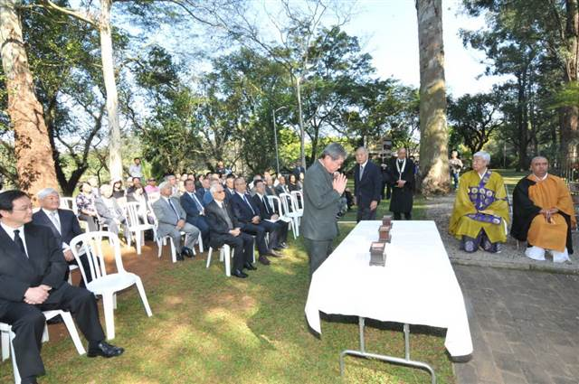 Culto no Parque do Ibirapuera acontece neste domingo (Arquivo/Jiro Mochizuki)