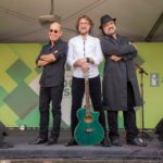 Bee Gees Alive mais uma vez conquistou a plateia que compareceu ao Festival Kodomo No Sono (Guilherme Missumi/Divulgação)