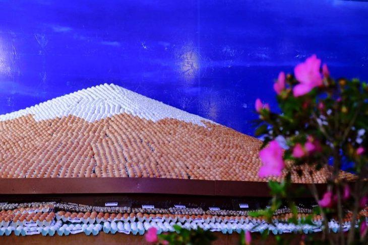 """Conhecida nacionalmente como a """"Capital do Ovo"""", Bastos recebe visitantes de todo o país (Divulgação)"""