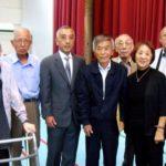 Representantes de Nagano Kenjinkai de SP e Rio no dia 30 (Teruko Okagawa Monteiro)