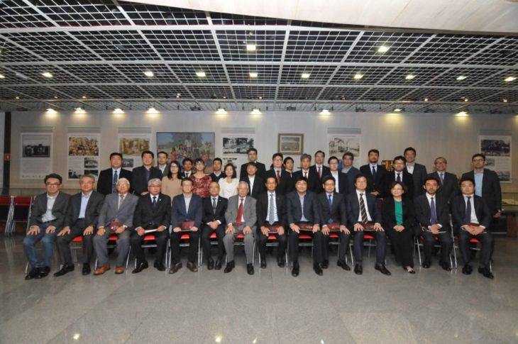 Em junho, Museu Histórico reuniu empresários para apresentar projeto de melhorias (Jiro Mochizuki)