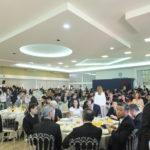 Almoço na Acema reuniu cerca de 500 convidados (Aldo Shiguti)