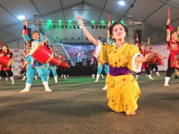 Festival preserva costumes e tradições de Okinawa (Arquivo/Aldo Shiguti)