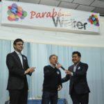 Rodrigo Garcia, pré-candidato a vice-governador na chapa do ex-prefeito João Doria também compareceu (Jiro Mochizuki)