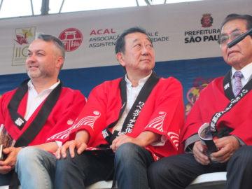 Odloak, Aurélio Nomura e Akeo Yogui (Aldo Shiguti)