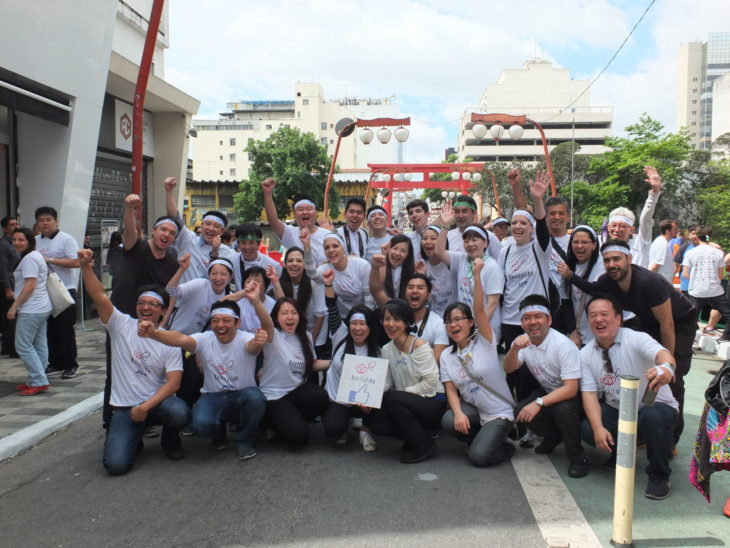 No ano passado, ação reuniu cerca de 400 voluntários (Arquivo/Aldo Shiguti)