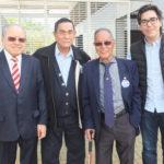 Shimomoto, Ikesaki, Masatoshi Akagi e Diogo Nomura Neto (Aldo Shiguti)
