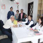 Equipe de enfermagem do Hospital Santa Cruz (Divulgação/Jorge Mori)