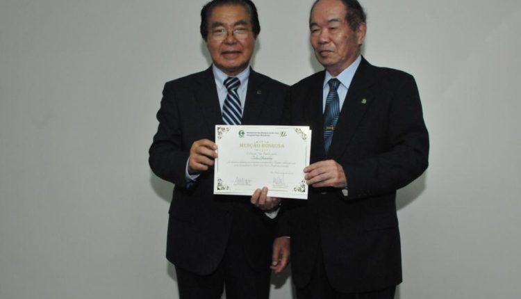 Homenagem a Tadao Yamashita (Jiro Mochizuki)
