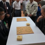 Embaixador Yamada e mestre Kusuyama