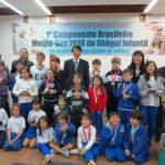 Premiação do Torneio Brasileiro Infantil Meijinsen