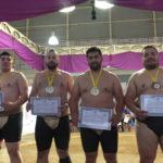 Premiação Categoria Peso Absoluto Masculino (Aldo Shiguti)