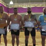 Premiação Categoria Peso Médio Masculino (Aldo Shiguti)