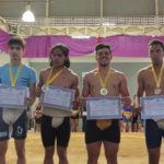 Premiação Juniores Masculino - Peso Leve (Aldo Shiguti)