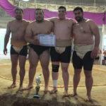 Premiação Por Equipes - Brasil Campeão (Aldo Shiguti)