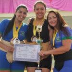 Premiação Por Equipes Feminino - Brasil campeão (Aldo Shiguti)