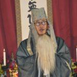 Monge Satoshi Sakurai (Fotos: Jiro Mochizuki e Aldo Shiguti)