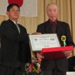 Homenagem a Hirofumi Goishi (Fotos: Jiro Mochizuki e Aldo Shiguti)