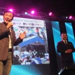 Joe Hirata e Edson Saito (Jiro Mochizuki)