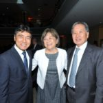 Helio Nishimoto com Renato Ishikawa e dona Olga Ishida (Jiro Mochizuki)