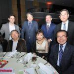 Akeo Yogui e Jun Suzaki com convidados (Jiro Mochizuki)