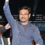 O feliz ganhador do Fiat Mobi (Jiro Mochizuki)