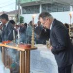 Deputado Samuel Moreira no Ato Inter Religioso (Aldo Shiguti)