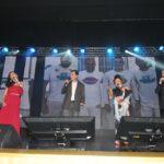 Mariana Suzukke, Joe Hirata, Karen Ito e Edson Saito (Jiro Mochizuki)