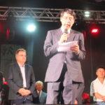 Embaixador Akira Yamada discursa na abertura (Aldo Shiguti)