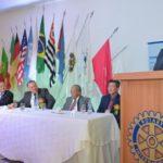 Jantar no Rotary (Fotos: Wagner Assanuma e Prefeitura de Registro)