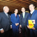 Jorge Yamashita, Kiyoshi Harada, Silvio Oyama e Aurélio Nomura (Jiro Mochizuki)