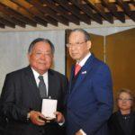 Mario Iwamizu, da Comissão Julgadora (Jiro Mochizuki)