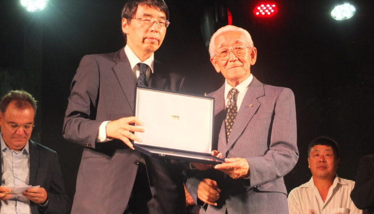 Homenagem a Hideo Nasuno (Aldo Shiguti)