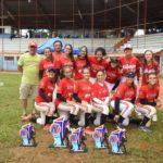 Equipe de Atibaia ficou em quarto lugar na Chave Ouro (Nelson Yajima)