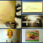 Obras de Noboru Igusa, Hiroshi Yamamura, Peter Palashevsky, Kazuo Iha e Denise Vieira (Montagem Teruko)