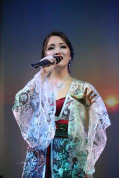 Izadora Kataoka: show de talento e versatilidade (Massao Yamada)